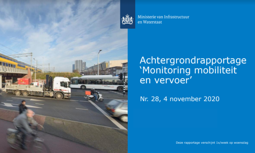 Achtergrondrapportage Monitoring Mobiliteit 4 november