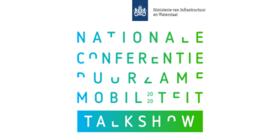 Talkshow Nationale Conferentie Duurzame Mobiliteit